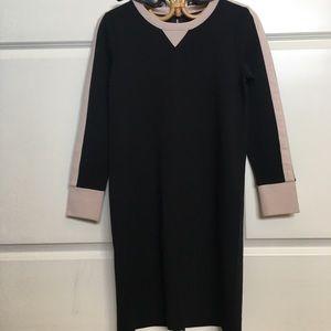 J. Crew Perfect Black Dress